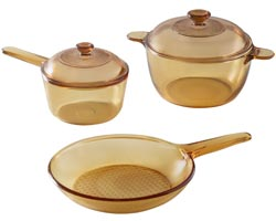 VISIONS® - Glass ceramic cookware
